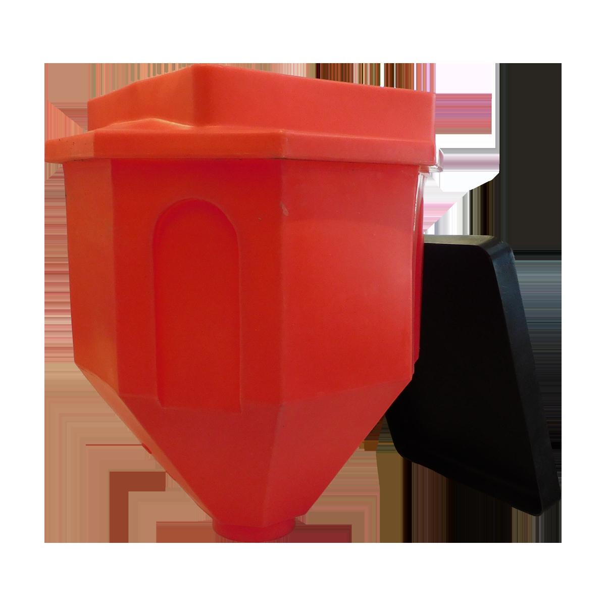 Set-Behälter und Deckel VT 2.9