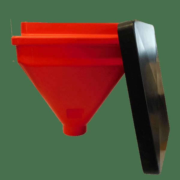 Set Behälter und Deckel VT 1.4 und VT 1.4 S